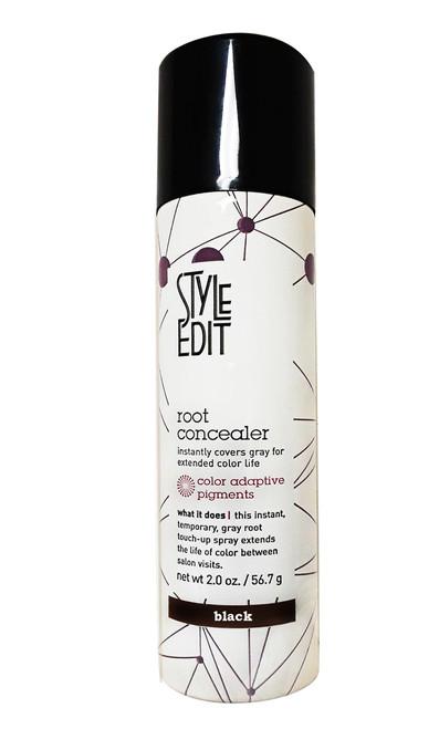 Style Edit Root Concealer - Black 2 oz