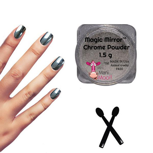 Magic Mirror Chrom Powder Silver