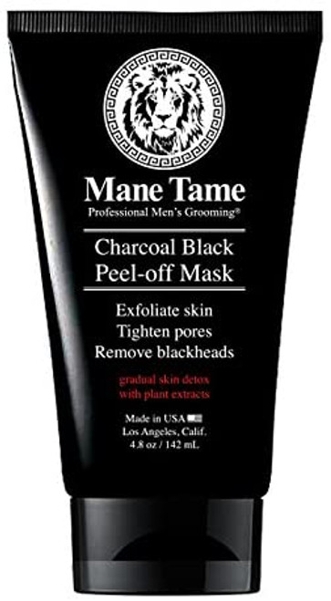 Mane Tame Charcoal Peel-Off Mask