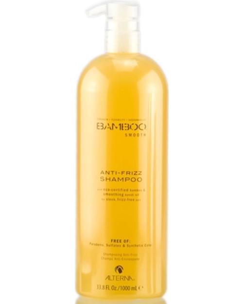 Bamboo Anti-Frizz Shampoo 1L