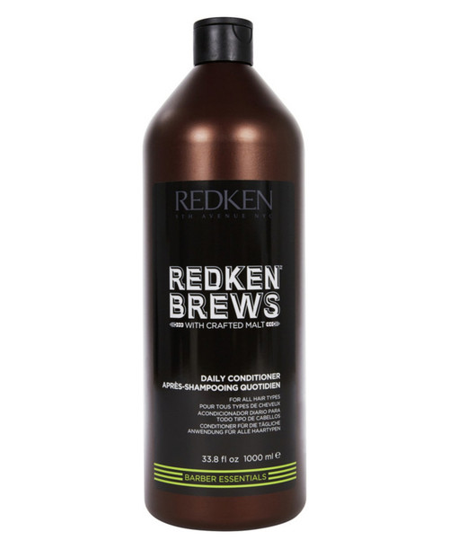 Redken Brews Daily Conditioner 1L