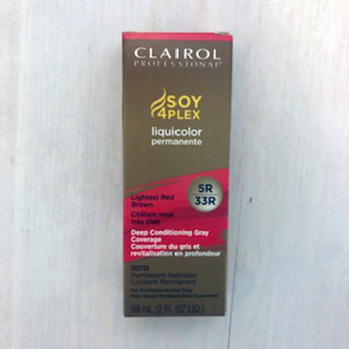Clairol 33-R Flame