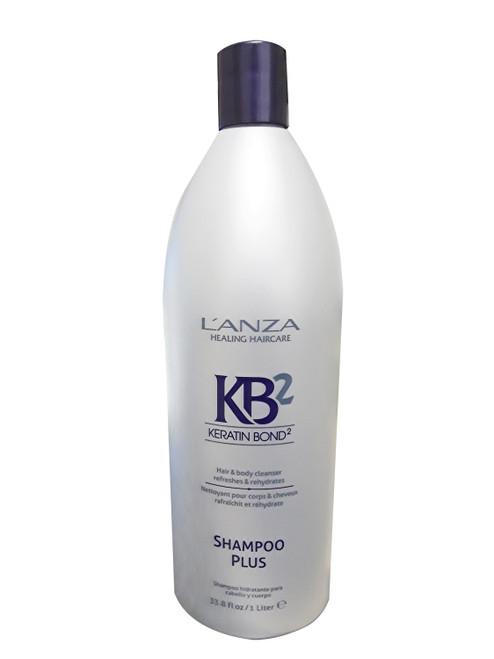 L'anza KB2 Plus Shampoo 1L