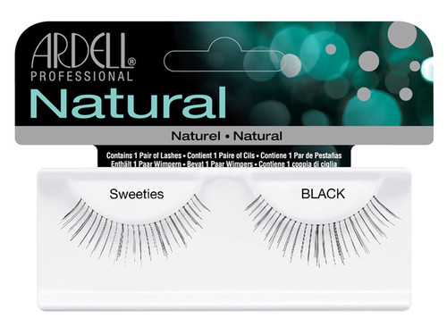 Ardell Natural Lashes - Sweeties Black