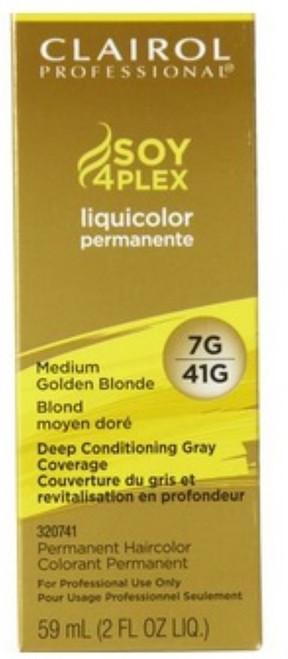 Clairol 41G Golden Apricot