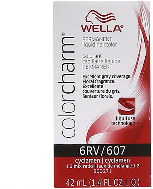 607 Color Charm Cyclamen