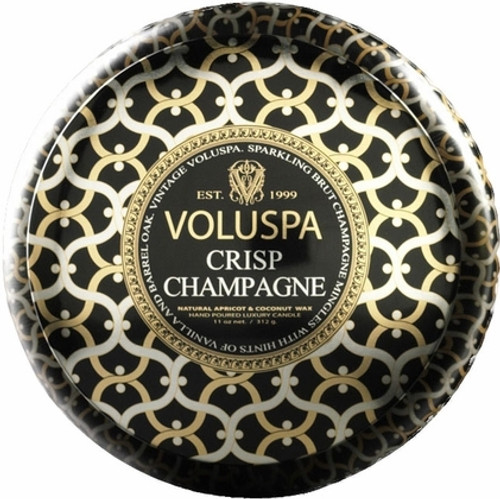 Voluspa Metallo - Crisp Champagne