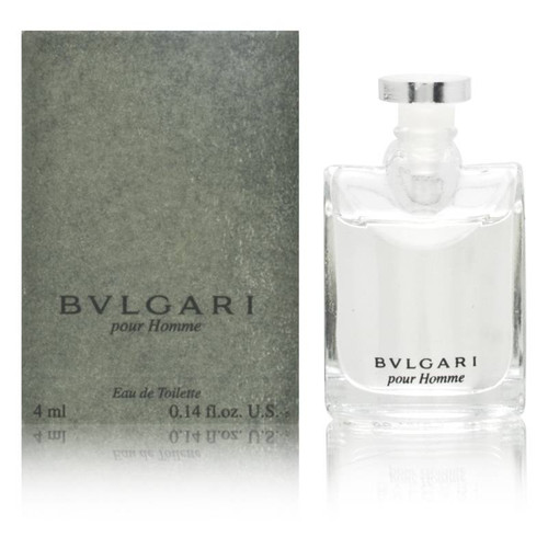 Bvlgari Men's Eau de Toilette 0.14 oz