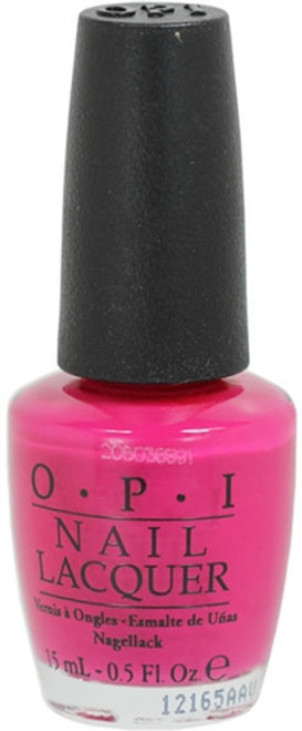 Opi - Brights Collection - That's Berry Daring