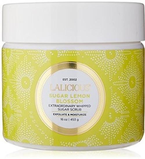 LaLicious Sugar Lemon Blossom Scrub