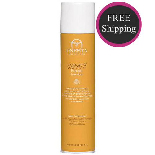 Onesta Create Aerosol Spray 10 oz