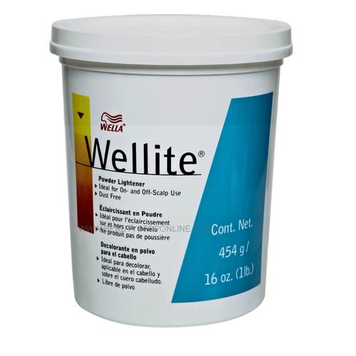 Wella Wellite Powder Lightener 16 oz