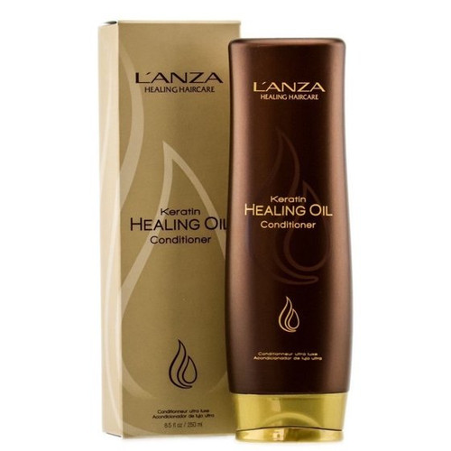 L'anza Keratin Heating Oil Conditioner 8.5 oz
