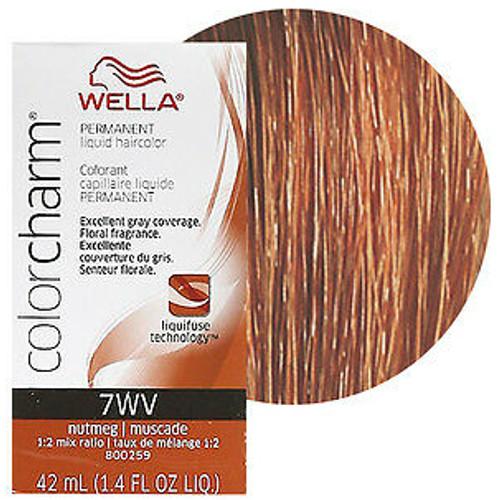 Wella Color Charm 7WV - Nutmeg - 1.4 oz