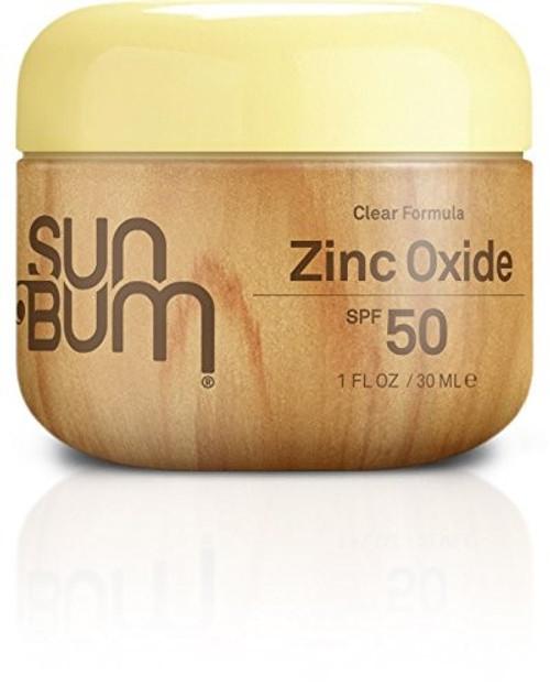 Sun Bum Zinc Oxide 1 Oz