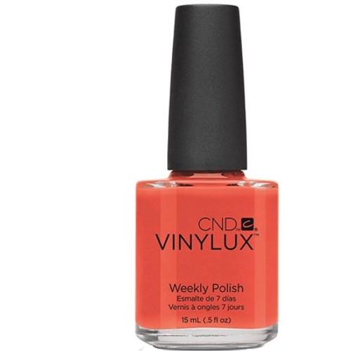 Creative Nail CND Vinylux Nail Polish - Electric Orange 0.5 Oz