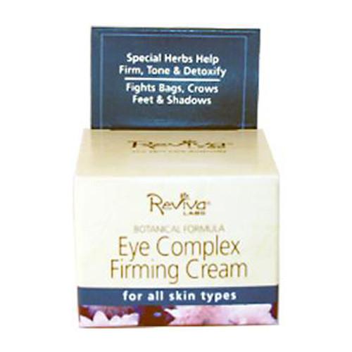 Reviva Eye Complex Firming Cream Revitalizing 1 Oz