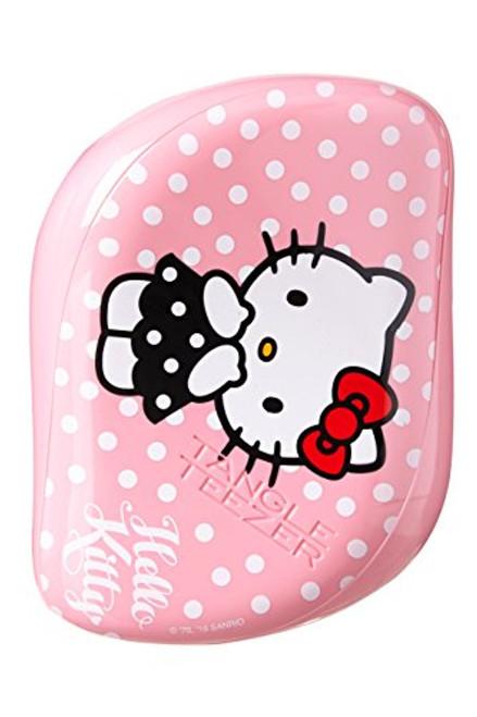Tangle Teezer Hello Kitty Pink and White