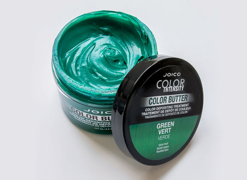 Joico Green Vert Color Butter 6 oz: open jar