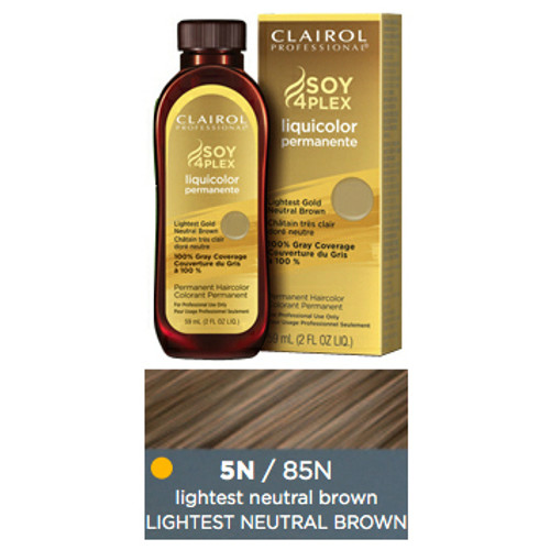 Clairol Color 85N - Lightest Neutral Brown 2 oz