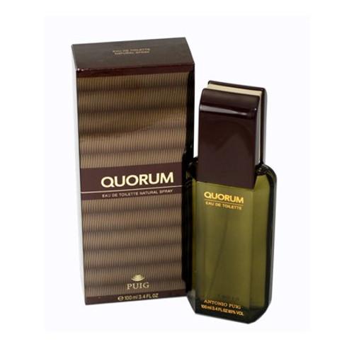 Quorum Men 3.4 Oz Edt Sp