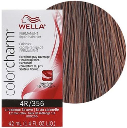 Wella Color Charm Color 356 - Cinnamon Brown 1.4 oz