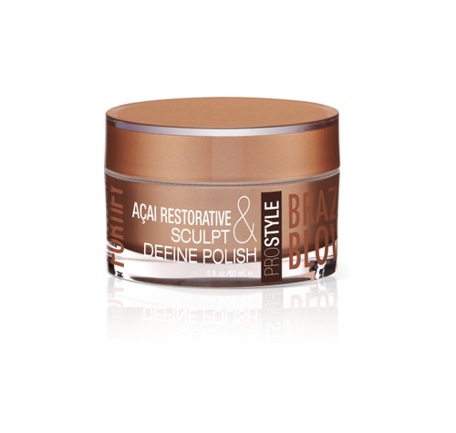 Brazilian Blowout Restorative Sculpt & Define Polish 2 oz