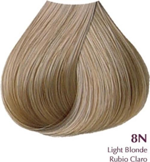 Satin Hair Color - Naturals - 8N Light Blonde