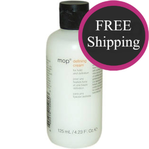 Mop Defining Cream 4.2 oz: Free shipping!