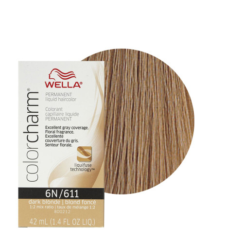 Wella Color Charm 611 - Dark Blonde
