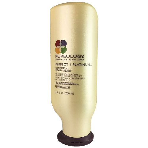 Pureology Perfect 4 Platinum Condition 8.5 oz