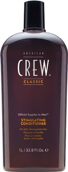American Crew Stimulating Conditioner - 33.8 OZ