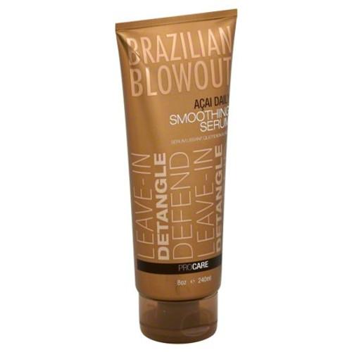 Brazilian Blowout Anti-Frizz Smoothing Serum 8 oz