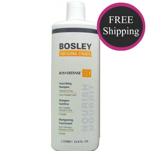Bosley Defense Shampoo 1L