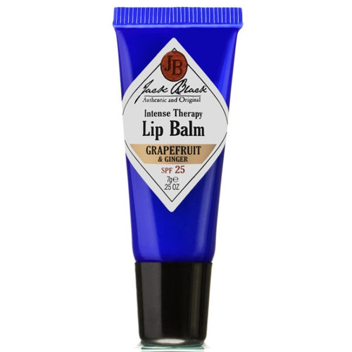Jack Black Intense Therapy Lip Balm SPF25 - Grapefruit & Ginger 0.25 oz