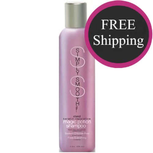 Simply Smooth Magic Potion Shampoo 8.5 oz