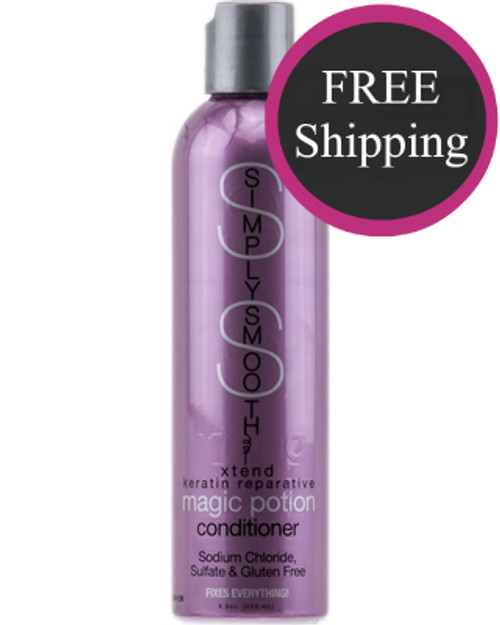 Simply Smooth Magic Potion Conditioner 8.5 oz: Free shipping!