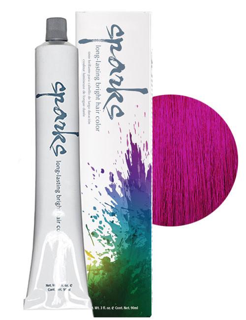 Sparks Rad Raspberry Hair Color 3 oz