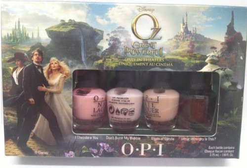 Opi Disney's OZ the Great and Powerful Mini Pack Nail Polish