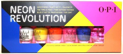 Opi Mini Kit Neon Revolution