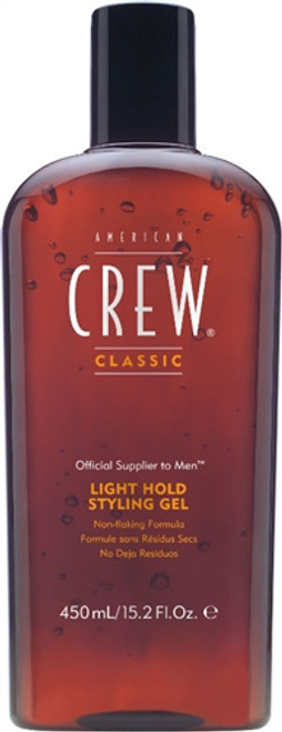 American Crew Light Hold Styling Gel - 13.1 OZ