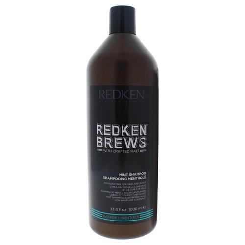 Redken Brews Mint Shampoo 1L