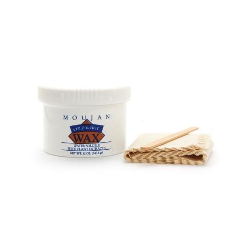 Moujan Cold & Hot Wax Kit 12 Oz