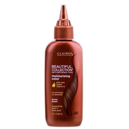 Clairol Beautiful B11W Honey Brown Hair Color, 3 oz bottle