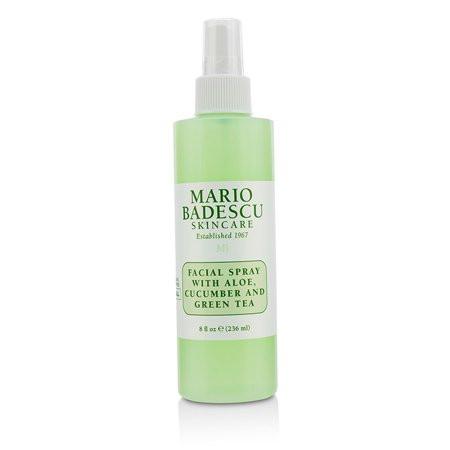 Mario Badescu Facial Spray With Aloe Cucumber Green Tea 8 Oz