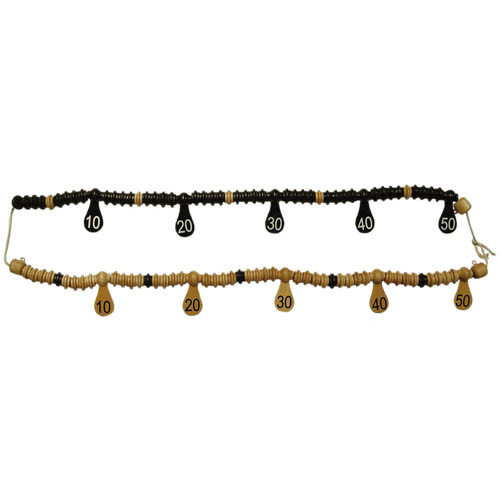 Wooden Scoring Beads