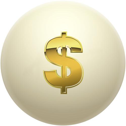 Money Ball Cue Ball