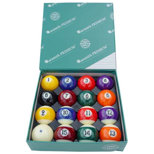 Premium Pool Balls
