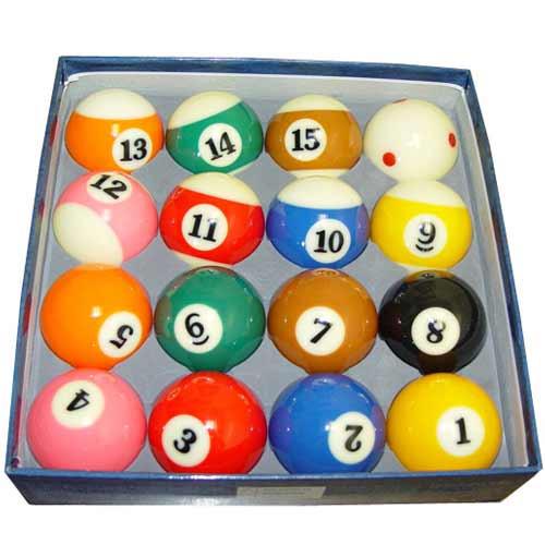 Super Aramith Pro TV Pool Balls