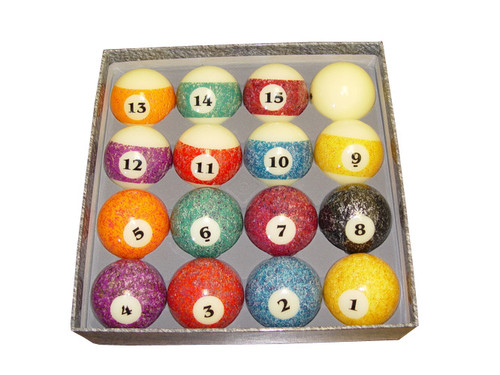 Granite Pool Balls
